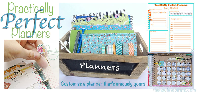 Practically Perfect Planner class with Cara Vincens