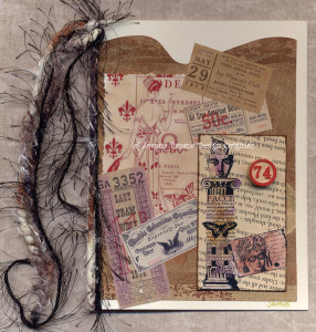 74 mixed media by Joanna Grant