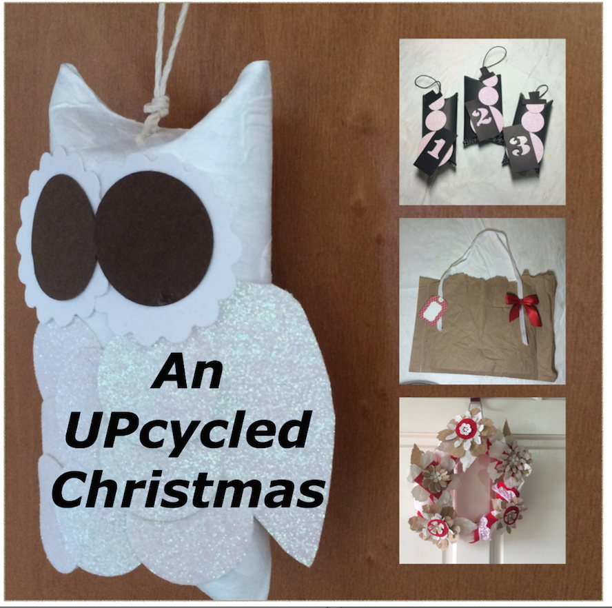 Creative Christmas Bundle Upcycled Christmas