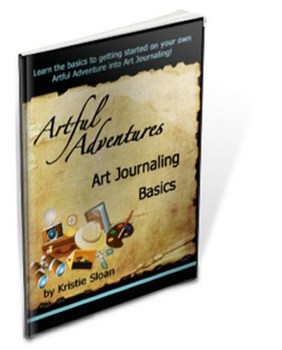 Art Journaling Basics Online Class