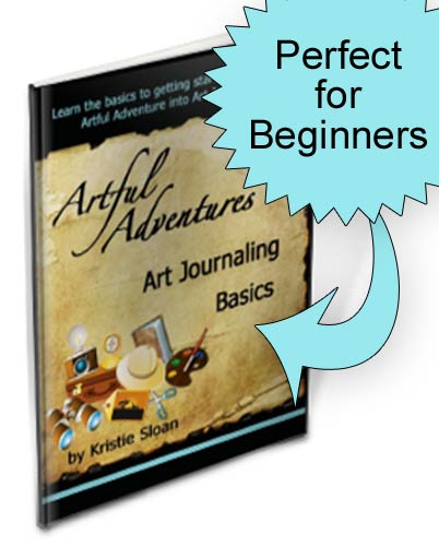 Art Journaling Basics for Beginners