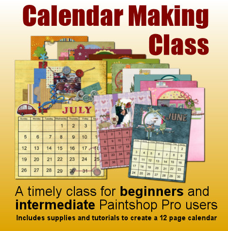 Creative Christmas Bundle Calendar Class