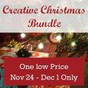 Creative Christmas Bundle – 2 Days!