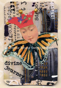 Divine Journey by Joanna Grant