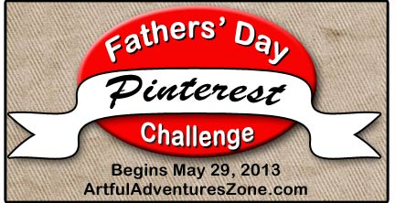 Artful Adventures Fathers-Day-Pinterest-Logo