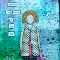 Mixed Media Girl – Music of the Heart