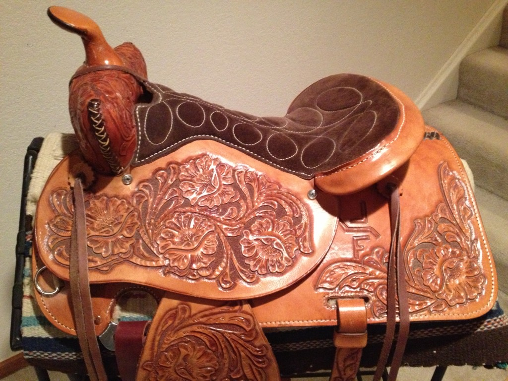 saddle view 2