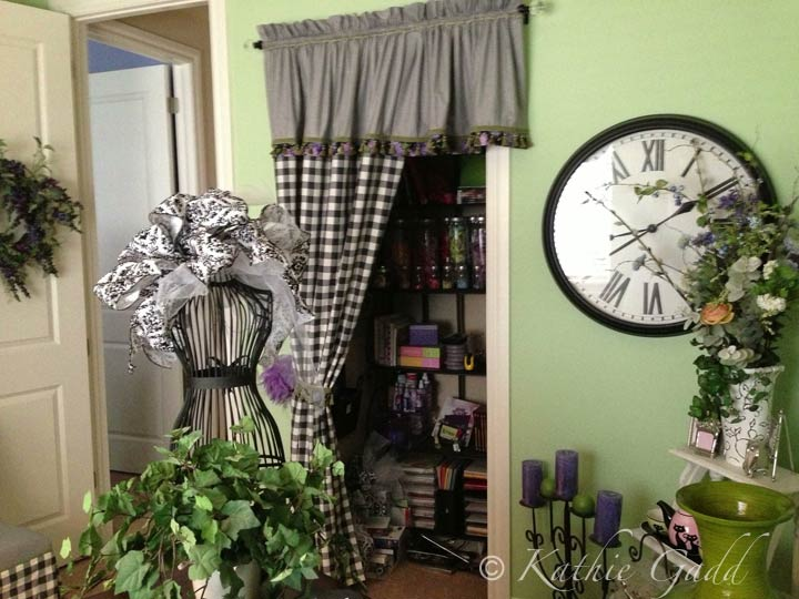 Kathie Gadd's Studio