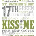 St. Patrick's Day Digital Printable Jazzed Up