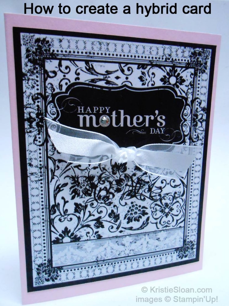 Mother's Day Hybrid Card