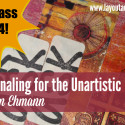 Art Journaling for the Unartsy – a scrapinar