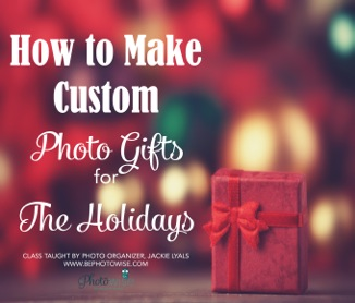 Creative Christmas Bundle Photo Gifts Class