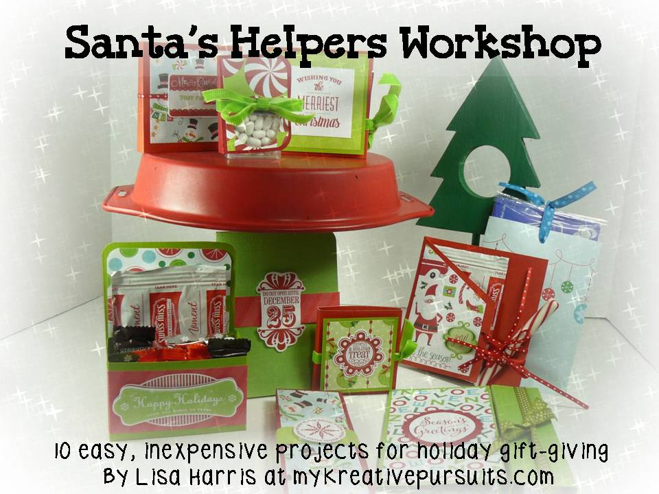 Creative Christmas Bundle Santas Helpers Workshop