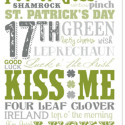 St. Patrick's Day Digital Printable