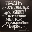 Teacher Gift and Project Perseverance