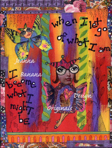 What I Might Be by Joanna Grant