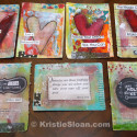 Mixed Media with Heart and Stephanie Ackerman