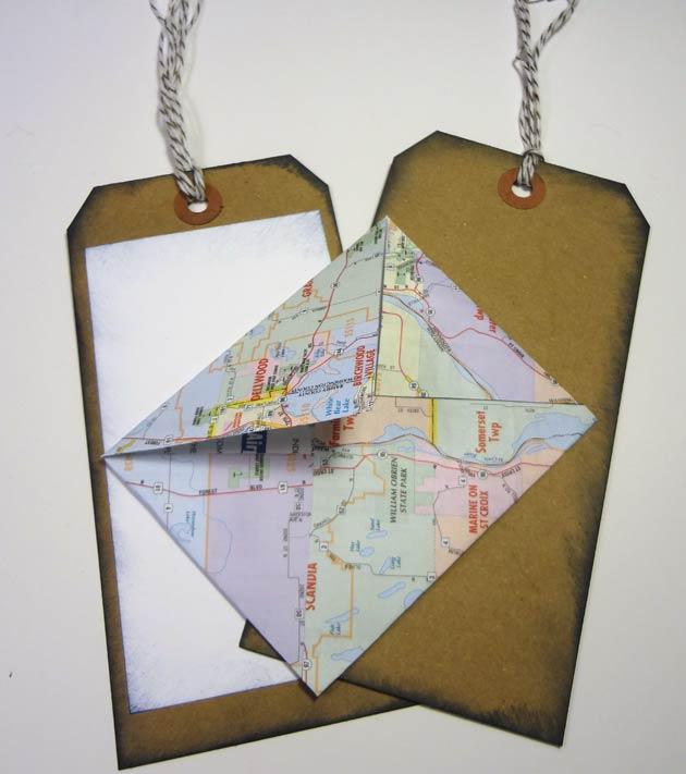 Create tags, envelopes, etc.