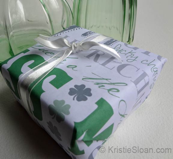 printable download small gift wrap