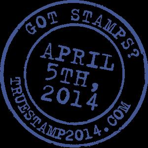 true stamp 2014
